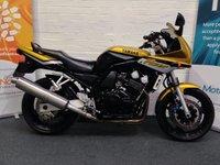 2001 YAMAHA Fazer 600 599cc FZS600  £SOLD