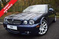 2007 JAGUAR XJ 3.0 SOVEREIGN V6 4d AUTO 240 BHP £9990.00