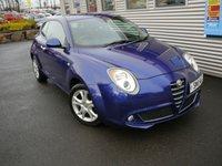 USED 2011 11 ALFA ROMEO MITO 1.4 SPRINT 16V 3d 77 BHP