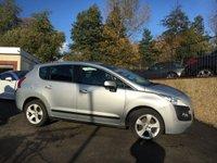 2011 PEUGEOT 3008 1.6 SPORT HDI 5d AUTO 112 BHP £4995.00