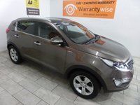 2013 KIA SPORTAGE