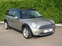 USED 2010 10 MINI CLUBMAN 1.6 COOPER 5d AUTO 118 BHP
