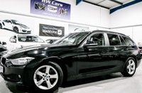 USED 2013 63 BMW 3 SERIES 2.0 316D SE TOURING 5d AUTO 114 BHP