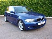 USED 2009 59 BMW 1 SERIES 2.0 123D M SPORT 3d 202 BHP