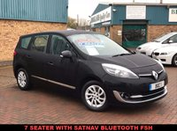 2013 RENAULT SCENIC 1.5 GRAND DYNAMIQUE TOMTOM ENERGY DCI S/S 5d 110 BHP £7995.00