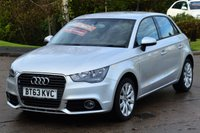 USED 2014 63 AUDI A1 1.4 SPORTBACK TFSI SPORT 5d AUTO 138 BHP REQUEST YOUR WHATSAPP VIDEO