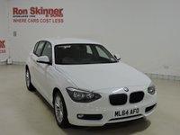 USED 2014 64 BMW 1 SERIES 1.6 114D SE 5d 94 BHP