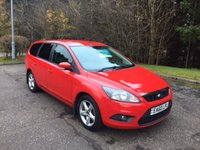 USED 2010 60 FORD FOCUS 1.6 ZETEC TDCI 5d 109 BHP 6 MONTHS PARTS+ LABOUR WARRANTY+AA COVER