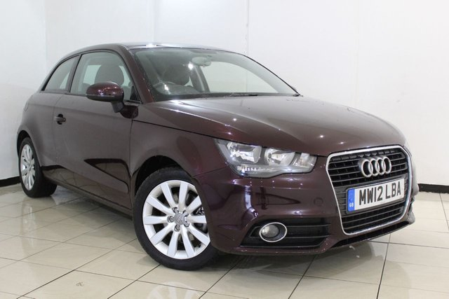 View our 2012 12 AUDI A1 2.0 TDI SPORT 3DR 143 BHP