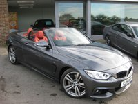 2015 BMW 4 SERIES 3.0 435I M SPORT 2d AUTO 302 BHP £SOLD