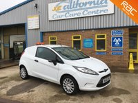 USED 2010 10 FORD FIESTA 1.4 TDCI VAN 3d 67 BHP ***FINANCE AVAILABLE *** CALL NOW OR APPLY ONLINE -  OTHERS IN STOCK!!!