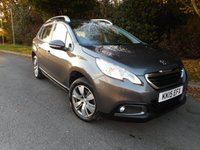 USED 2015 15 PEUGEOT 2008 1.6 BLUE HDI S/S ACTIVE 5d 100 BHP