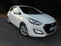 2012 HYUNDAI I30 1.6 STYLE NAV BLUE DRIVE CRDI 5d 126 BHP £SOLD