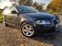 USED 2009 09 AUDI A3 1.9 TDI E SPORT 5d UPGRADED ALLOYS