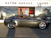 USED 2006 56 ASTON MARTIN VANTAGE 4.3 V8 3d 380 BHP ** SAT NAV ** LEATHER ** ** SATELLITE NAVIGATION **