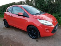 USED 2012 62 FORD KA 1.2 TITANIUM 3d 69 BHP **1 OWNER**LOVELY CONDITION**SUPERB DRIVE**