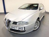 2007 ALFA ROMEO GT 1.9 JTD 16V 2d 150 BHP £2490.00