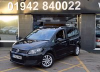 USED 2012 62 VOLKSWAGEN TOURAN 2.0 SE TDI BLUEMOTION TECHNOLOGY 5d 138 BHP