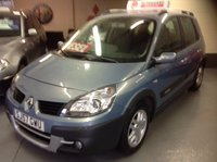 USED 2007 57 RENAULT SCENIC 1.9 CONQUEST DCI 5d 130 BHP Rare Model with 4x4 Styling