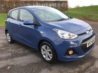 USED 2014 HYUNDAI I10 1.0 SE 5d 65 BHP EXCELLENT CONDITION THROUGHOUT, EXCELLENT DRIVER