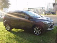 USED 2016 16 FORD KUGA 2.0 TITANIUM X TDCI 5d 148 BHP ANY PART EXCHANGE WELCOME, COUNTRY WIDE DELIVERY ARRANGED, HUGE SPEC