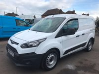 2014 FORD TRANSIT CONNECT 1.6 TDCi L1 200 Panel Van 4dr £6450.00