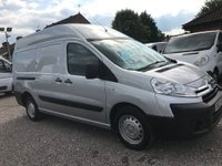 2013 CITROEN DISPATCH 2.0 HDi 1200 L2H2 High Roof Van 5dr £6450.00
