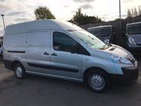 2013 CITROEN DISPATCH 2.0 HDi 1200 L2H2 High Roof Van 5dr £5950.00