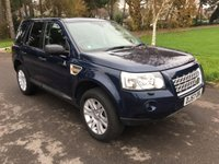 USED 2007 57 LAND ROVER FREELANDER 2.2 TD4 HSE 5d AUTO 159 BHP AUTOMATIC TOP SPEC HSE WITH FSH