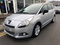 USED 2010 60 PEUGEOT 5008 1.6 EXCLUSIVE 5d 156 BHP