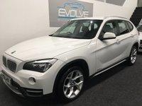 2014 BMW X1 2.0 XDRIVE18D XLINE 5d 141 BHP £11599.00