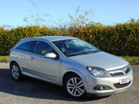 USED 2007 07 VAUXHALL ASTRA 1.4 SXI 3d * 12 MONTHS AA BREAKDOWN COVER *