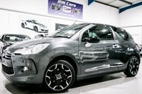 USED 2014 64 CITROEN DS3 1.6 E-HDI AIRDREAM DSTYLE PLUS 3d 90 BHP