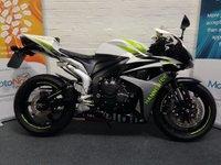 2008 HONDA CBR 600 RR-8 599cc CBR 600 RR-8  £4990.00
