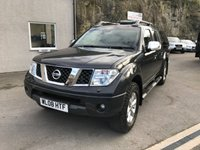 USED 2008 08 NISSAN NAVARA 2.5 LONG WAY DOWN EXPEDITION DCI D/C 1d 169 BHP SOLD WITH 12 MONTHS MOT + SERVICE ** STUNNING VEHICLE **