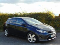 USED 2014 14 TOYOTA AURIS 1.6 SPORT VALVEMATIC 5d * 128 POINT AA INSPECTED *