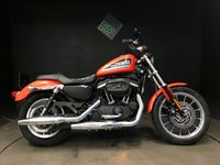 USED 2006 56 HARLEY-DAVIDSON SPORTSTER XL883 R. 06. LOUD PIPES. 2358 MILES. FAB CONDITION. TWIN DISC