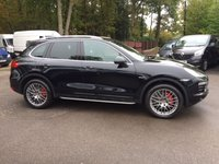 "USED 2013 13 PORSCHE CAYENNE 3.0 D V6 TIPTRONIC 5d AUTO 245 BHP PANORAMIC ROOF Panoramic Roof, Satellite Navigation, 20"" Alloys"