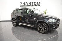 USED 2007 57 BMW X5 3.0 D SE 5STR 5d 232 BHP