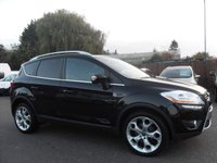 USED 2012 12 FORD KUGA 2.0 TITANIUM X TDCI 5d AUTO 163 BHP NO DEPOSIT  FINANCE ARRANGED, APPLY HERE NOW