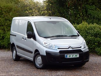 View our CITROEN DISPATCH