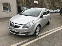 USED 2010 60 VAUXHALL CORSA 1.2 SXI A/C 5d 83 BHP FULL MAIN DEALER HISTORY ** 55K MILES ONLY **