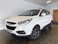 2014 HYUNDAI IX35 1.7 S CRDI 5d 114 BHP £8594.00
