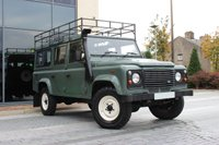 2010 LAND ROVER DEFENDER 110 2.4 TDi 110 Station Wagon 5dr £18249.00