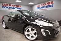 USED 2012 61 PEUGEOT 308 1.6 THP CC ALLURE 2d 156 BHP cruise control , Bluetooth , Leather