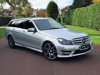 2013 MERCEDES-BENZ C CLASS 2.1 C250 CDI BLUEEFFICIENCY AMG SPORT PLUS 5d 202 BHP GREAT EXAMPLE 1 OWNER FULL SERVICE HISTORY BEST FINANCE RATES AVAILABLE ENQUIRE TODAY  £14995.00