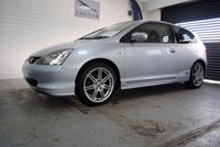 2004 HONDA CIVIC 2.0 TYPE-R 3d 200 BHP £9695.00