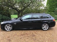 USED 2015 65 BMW 5 SERIES 3.0 530D M SPORT TOURING 5d AUTO 255 BHP