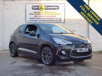 USED 2015 65 DS DS 3 1.2 PURETECH DSTYLE 3d 80 BHP One Owner Full Service History 0% Deposit Finance Available