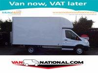 2014 FORD TRANSIT 2.2 350 125 BHP LWB LUTON (500 KG TAIL LIFT ) £15990.00